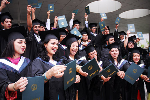 Trung Quốc- điểm đến du học châu Á được chọn lựa nhiều