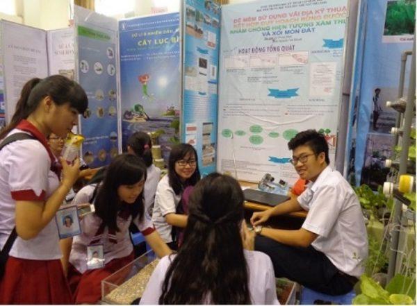 Các cuộc thi dành cho học sinh THPT do bộ GD&ĐT tổ chức