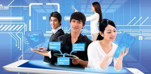 Theo học Đại học công nghệ thông tin Khối A1 cung cấp nhiều kiến thức cơ bản về máy tính, mạng
