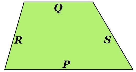 Cách tính diện tích hình thang khi biết 4 cạnh