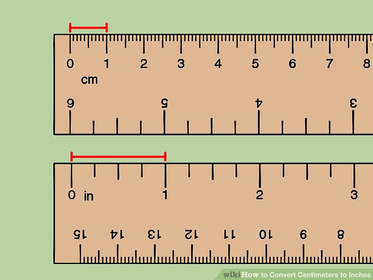 Hướng dẫ cách tính 1 mét bằng bao nhiêu cm?