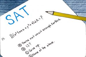 Những điều cần lưu ý về kỳ thi SAT